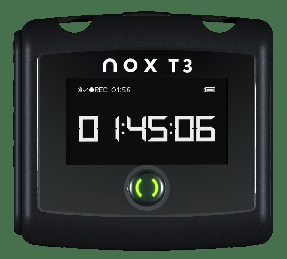 Sleep Apnea test equipment Nox-T3 Sacramento Imaging